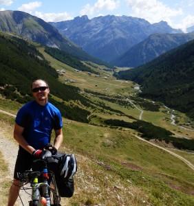 Alpy jsou nádherný i v létě