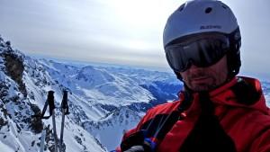 alpy jsou nádherý i v zimě